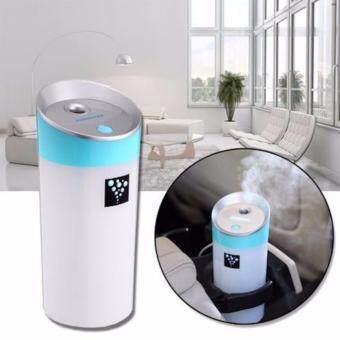 Home Air Purifiers Aromatherapy Humidifier เครื่องเพิ่มความชื้นเครื่องพ่นไอน้ำ เครื่องพ่นควัน เครื่องทำไอน้ำ เครื่องฟอกอากาศ CAR