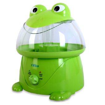 เปรียบเทียบราคา Hot item Green Frog Hamunifier เครื่องพ่นควันเพิ่มความชื้น รุ่นกบเขียว