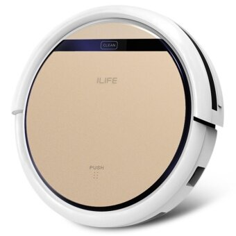 Harga ILIFE V5S Pro Intelligent Robotic Vacuum Cleaner - intl