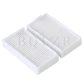 Harga 00526 Dust Cleaner Vacuum Hepa Dust Filter Pack of 2 White