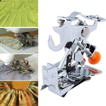 Harga Moonar Sewing Tool Adjustable Presser Foot Ruffler Sewing Machine Presser Foot Low Shank - intl