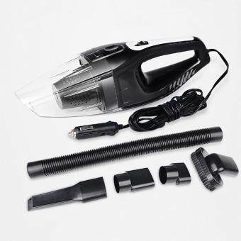 Harga UINN 12V Portable Car Vehicle Vacuum Cleaner Wet And Dry Dual Use Vacuum Cleaner black - intl