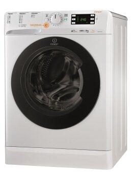 เครื่องซักอบผ้า ขนาดน้ำหนัก 10/7 กิโลกรัม INDESIT XWDE 1071481 XWKKK