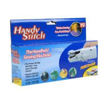 iRemax Mini Electronic Portable Handy Stitch Clothes จักรเย็บผ้าพกพา ใช้งานง่าย เย็บผ้า กระดาษ พีวีซี หนัง - 2