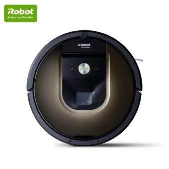 iRobot หุ่นยนต์ดูดฝุ่น รุ่น Roomba® 980 - Black