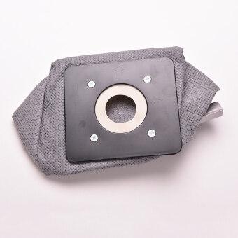 Jetting Buy กรองฝุ่นกรองกระเป๋ากระเป๋าสำหรับ ECOVACS ZW0926 (สีเทา)