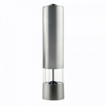 Kitchen Automatic Electric Stainless Steel Salt Pepper Spice MillGrinder