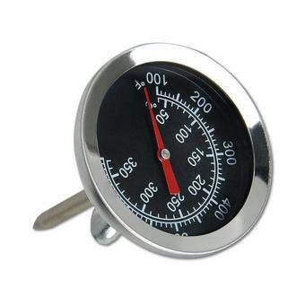 Kitchen Cooking Oven Thermometer Stainless Steel Probe ThermometerFood Meat Gauge 350°C - intl