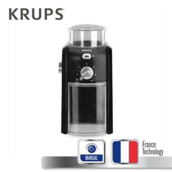 Krups เครื่องบดเมล็ดกาแฟ รุ่น GVX242 Coffee Grinder -Black