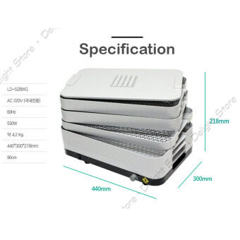 Lequip Korea LD-528WG Dry Food Warmer Dehydrator for Home - intl - 3
