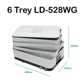 Lequip Korea LD-528WG Dry Food Warmer Dehydrator for Home - intl - 5