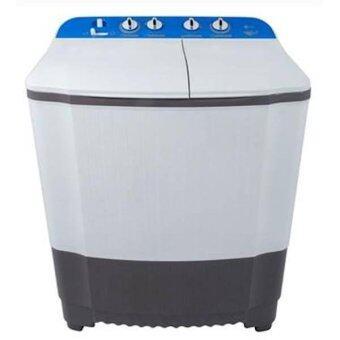 จัดโปรโมชั่น เครื่องซักผ้าเปิดฝาด้านบน แบรนด์ LG สองถัง ขนาด 9 กิโลกรัม โมเดล Wp-1200r