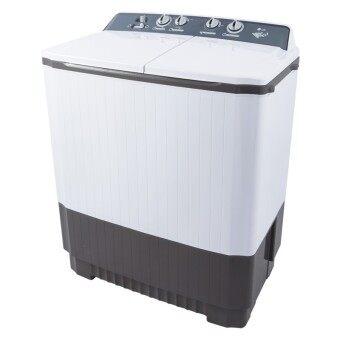 อยากขาย เครื่องซักผ้าสองถัง แบรนด์ LG ความจุ 9.5kg. โมเดล WP-1350ROT