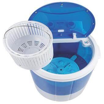 ประกาศขาย เครื่องซักผ้ามินิ mini Cleaning machine เครื่องซักผ้าขนาดจิ๋ว ใช้ซักเสื้อผ้าจำนวนน้อยๆ ชุดชั้นใน และถุงเท้า ช่วยประหยัดไฟ