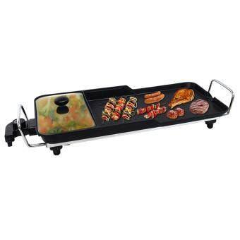 MISAWA กระทะย่าง BBQ ทรงยาว รุ่น KW-3200