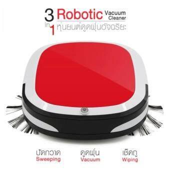 หุ่นยนต์ดูดฝุ่น-ถูพื้น รุ่น MRC350 ผ้าถูพื้น คู่มือการใช้งาน บัตรรับประกัน BY DigilifeGadget