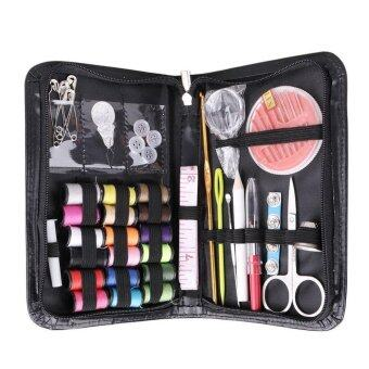 Harga niceEshop Mini Travel Sewing Kit Beginners Sewing Kit EmergencySewing Kit Sewing Supplies,Multi Color - intl