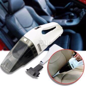 OMG เครื่องดูดฝุ่นแบบมือถือ สำหรับรถยนต์ Wet and dry Portable Car Vacuum (White)
