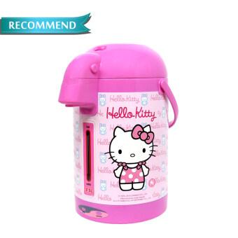 OXYGEN กระติกน้ำร้อนไฟฟ้า Hello Kitty 2.5 ลิตร รุ่น KT-281