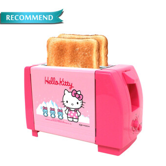 OXYGEN เครื่องปิ้งขนมปัง Hello Kitty รุ่น YT-2001