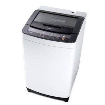 รีวิว เครื่องซักผ้าเปิดฝาด้านบน 1 ถัง ระบบอัตโนมัติ ยี่ห้อ Panasonic ขนาดความจุ 10 กิโลกรัม โมเดลNa-F100b5
