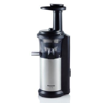ซื้อ/ขาย Panasonic เครื่องสกัดน้ำผลไม้ความเร็วต่ำ (Slow Juicer) รุ่น MJ-L500 (สีเงิน)