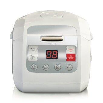 Philips หม้อหุงข้าวดิจิตอล - รุ่น HD3030 1 ลิตร