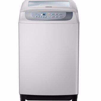 จัดโปรโมชั่น เครื่องซักผ้าเปิดฝาด้านบน แบรนด์ Samsung ขนาด 10 กิโลกรัม โมเดล WA10F5S3QRY/ST (Gray)
