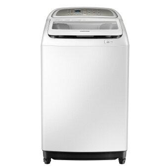 ต้องการขาย เครื่องซักผ้าอัตโนมัติ ขนาด 10 กิโลกรัม ยี่ห้อ Samsung โมเดล WA10J5710SW