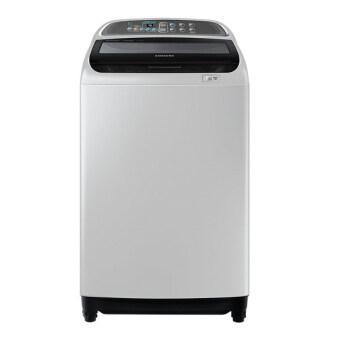 เครื่องซักผ้าเปิดฝาด้านบน Samsung ขนาด 10 กิโลกรัม โมเดล WA10J5713SG/ST (สีเทา)