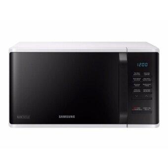 Samsung เตาอบไมโครเวฟ อุ่นอาหาร MS23K3513AW/ST 23 ลิตร