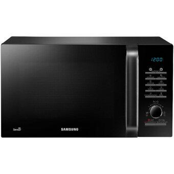 SAMSUNG ไมโครเวฟดิจิตอล รุ่น MS28H5125BK ความจุ 28 ลิตร (สีดำ)