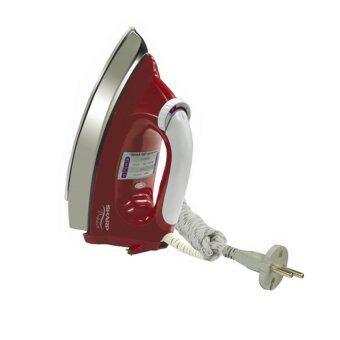ต้องการขาย SHARP เตารีด ชาร์ป AM-565T ขนาด 4.5 ปอนด์ โพลีฟลอน - สีแดง
