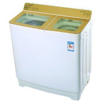 เครื่องซักผ้าระบบถังคู่ SW108 SILA TIGER ขนาดความจุ 10.5 กิโลกรัม