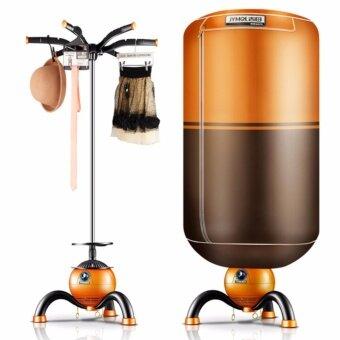 รีวิว ตู้อบผ้าแห้ง เครื่องอบผ้าแห้งสไตน์ยุโรป Spint Drier Shirts or dresses JYMOL 15 กิโลกรัม (สีส้ม)