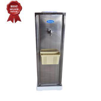 ตู้ทำน้ำเย็น สแตนเลส ST 15 จุน้ำ 4 ลิตร พร้อมทำความเย็น และ รับประกันคอมเพรสเซอร์ 2 ปี