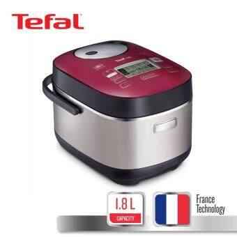 ราคา TEFAL หม้อหุงข้าวทรงกลม กำลังไฟ 1,200 วัตต์ ความจุ 1.8 ลิตร RK8055