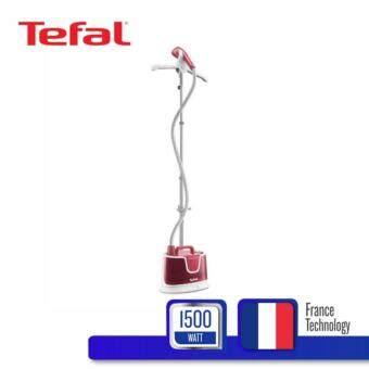 Tefal เตารีดไอน้ำถนอมผ้า กำลังไฟ 1500 วัตต์ ความจุแท้งน้ำ 1 ลิตร รุ่น IS3340 -Red