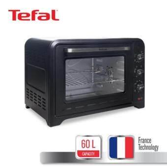 Tefal เตาอบ ขนาดความจุ 60 ลิตร รุ่น OF4958 -Black