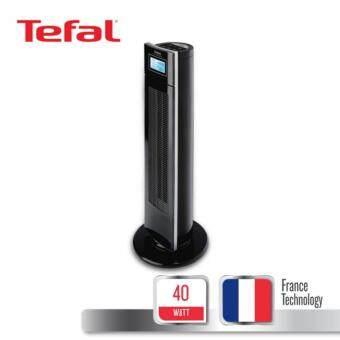 Tefal Tower Fan พัดลมทาวเวอร์ รุ่น VU6555 -Black