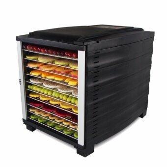 เครื่องอบทำผลไม้อบแห้ง Third kitchen Food Fruits Dryers Food DryersHousehold Dried Fruits Meat Vegetables Dewatering Machines Commercial