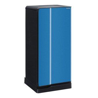 Toshiba ตู้เย็น 1 ประตู Curve Live ขนาด 5 คิว รุ่น GR-B145TZNB (สีน้ำเงิน)