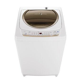 อยากขาย เครื่องซักผ้าเปิดฝาด้านบน ความจุ 10 กิโลกรัม ยี่ห้อ Toshiba โมเดล AW-B1100GT (สีขาว)