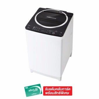 TOSHIBA เครื่องซักผ้าฝาบน ขนาด 11 กิโลกรัม รุ่น AW-DE1200G