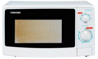 Toshiba เตาอบไมโครเวฟ 23 ลิตร รุ่น ER-G23SC (W) - สีขาว