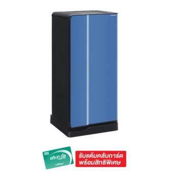 Toshiba GR-B145ZBBK/ZNB REFRIGERATOR5Q1D - สีน้ำเงิน