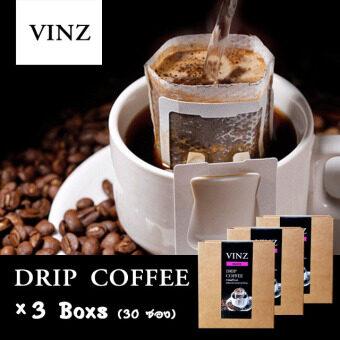 VINZ Drip Coffee กาแฟดริป