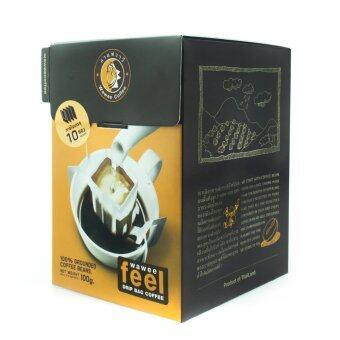 Wawee Drip วาวี กาแฟคั่วบด Coffee