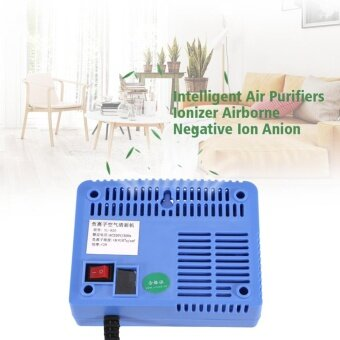Harga YOSOO AC220-240V Negative Ion Intelligent Air Purifiers Blue - intl
