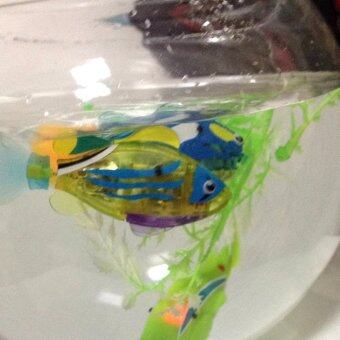 ... Activated Charger Powered Robo Fish Toy 2# - intl - 5